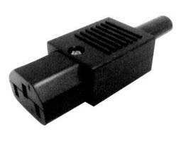 AC CONNECTOR ΘΗΛΥΚΟ ΚΑΛΩΔΙΟΥ 3P 10A/250V