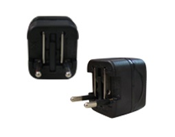 ADAPTOR ΣΟΥΚΟ UNIVERSAL ΣΕ USB WAT-USB (ΜΑΥΡΟ)