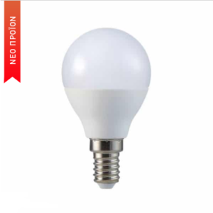 Έξυπνη λάμπα LED E14 P45 3.5W RGB + Θερμό λευκό, με ασύρματο χειριστήριο – Ντιμάρεται