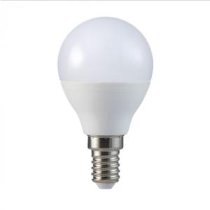 Λάμπα LED E14 P45 SMD 5.5W Θερμό λευκό 2700K CRI>95