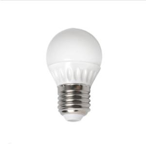 Λάμπα LED E27 G45 SMD 4W Θερμό λευκό 2700K