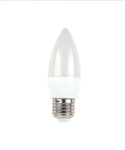 LED Λάμπες E27 Κερί