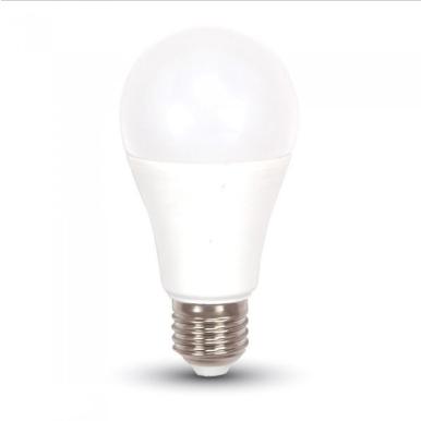 Λάμπα LED E27 A65 SMD 15W Φυσικό λευκό 4000K