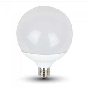 Λάμπα LED E27 G120 SMD 13W Φυσικό λευκό 4500K Λευκό