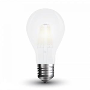 Λάμπα LED E27 A67 Filament 10W Θερμό λευκό 2700K Frost Cover
