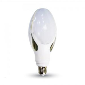 Λάμπα LED E27 ED-90 SMD 40W Θερμό λευκό 3000K Λευκό