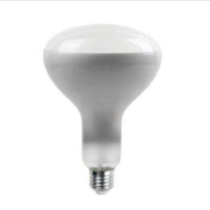 Λάμπα LED E27 Special Filament R125 8W Θερμό λευκό 2700K Milky