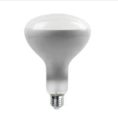 Λάμπα LED E27 Special Filament R125 8W Φυσικό λευκό 4000K Milky