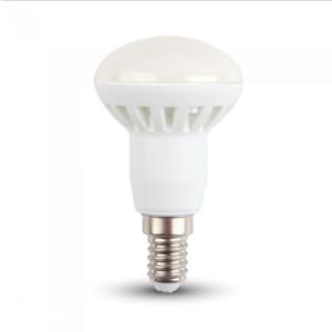 Λάμπα LED E14 R50 SMD 6W Θερμό λευκό 3000K Λευκό