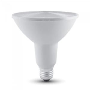 Λάμπα LED E27 PAR38 SMD 15W Θερμό λευκό 3000K Λευκό σώμα