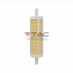 Λάμπα LED R7S SMD 13W Θερμό λευκό 3000K Λευκό 118mm