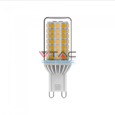 Λάμπα LED Spot G9 SMD SMD 5W λευκό 6400K dimmable