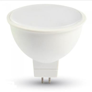 Λάμπα LED Spot MR16 SMD SMD 7W λευκό 6000K λευκό σώμα