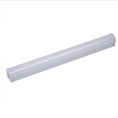 LED φωτιστικό καθρέφτη 10W Αλουμίνιο & πλαστικό 4000K Φυσικό λευκό
