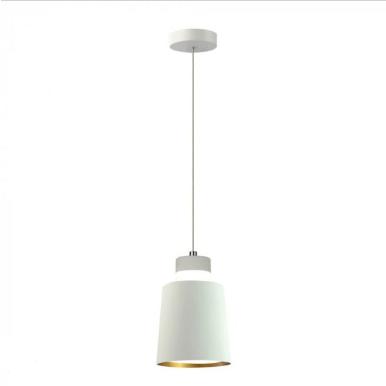 LED Κρεμαστό φωτιστικό Ακρυλικό Λευκό Ø120 Θερμό λευκό 3000Κ