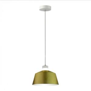 LED Κρεμαστό φωτιστικό Ακρυλικό Χρυσό Ø250 Θερμό λευκό 3000Κ
