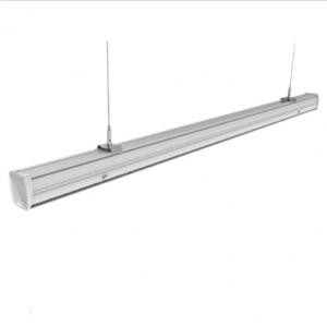 LED Γραμμικό Φωτιστικό Επαγγελματικού Φωτισμού 50W με κάτοπτρο 90° Φυσικό λευκό 4000K Θηλυκό