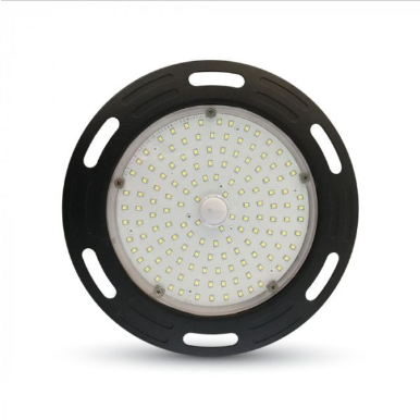 Καμπάνα LED High-Lumen UFO 100W Meanwell 6000K Λευκό PRO Series