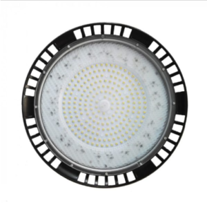 Καμπάνα LED High-Lumen UFO 200W Meanwell 6400K Λευκό 90° PRO Series