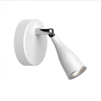 LED φωτιστικό οροφής μονό 4.5W 4000K Φυσικό λευκό Λευκό σώμα