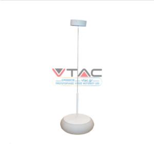 LED κρεμαστό φωτιστικό 25W Λευκό 3000K Θερμό λευκό Triac Dimmable