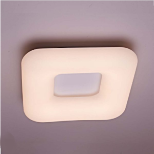LED φωτιστικό οροφής 24W με εναλλαγή χρώματος και λευκό σώμα Dimmable