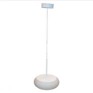 LED κρεμαστό φωτιστικό 38W Λευκό 3000K Θερμό λευκό Triac Dimmable