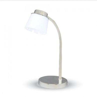 LED φωτιστικό γραφείου 5W Φυσικό λευκό με Λευκό σώμα