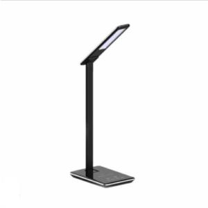 LED Επιτραπέζιο φωτιστικό γραφείου 5W,Σώμα με Wireless charger