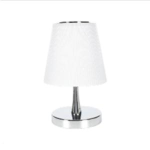 LED φωτιστικό γραφείου 5W Φυσικό λευκό με Ασημί,λευκό σώμα