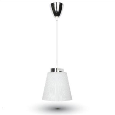 LED φωτιστικό γραφείου 7W Φυσικό λευκό με Ασημί,μπλε σώμα