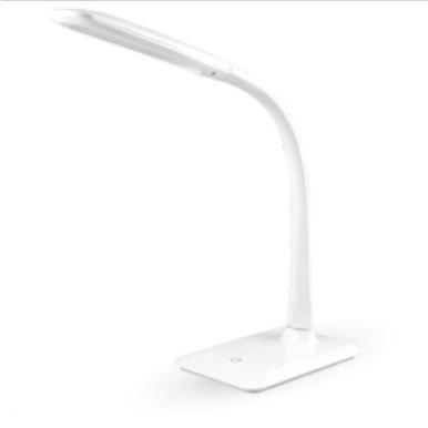 LED φωτιστικό γραφείου 7W Φυσικό λευκό με Λευκό σώμα