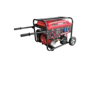 Τροχήλατη Βενζινοκίνητη Ηλεκτρογεννήτρια HZB6500