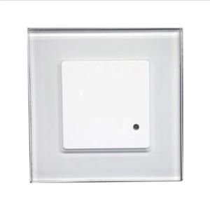 Ανιχνευτής κίνησης χωνευτός Microwave Max 300W LED Λευκός