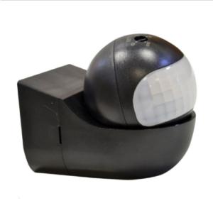 Ανιχνευτής κίνησης Infrared Max 400W Μαύρο