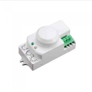 Ανιχνευτής κίνησης Microwave Max 300W Λευκό με λειτουργία παράκαμψης