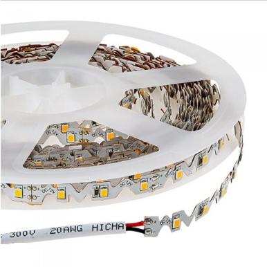 Tαινία LED DC:12V SMD2835 4W/m IP20 3000K Θερμό λευκό σε σχήμα S