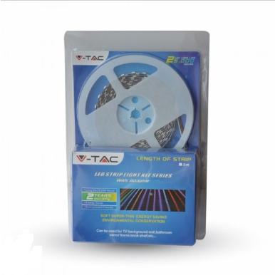 Σετ εύκαμπτης ταινίας LED SMD5050 30 LEDs RGB IP20