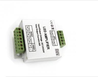 RGB+W Amplifier