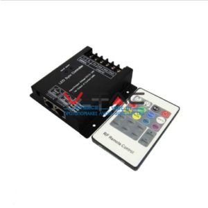 LED Controller RGB με χειριστήριο RF 20 κουμπιών