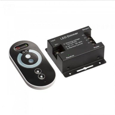 LED DIMMER WITH TOUCH REMOTE CONTROLLER