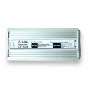 Τροφοδοτικό μεταλλκό IP65 DC:24V 100W