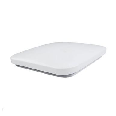 LED πλαφονιέρα 20W Τετράγωνη 6400K Λευκό με Λευκό σώμα