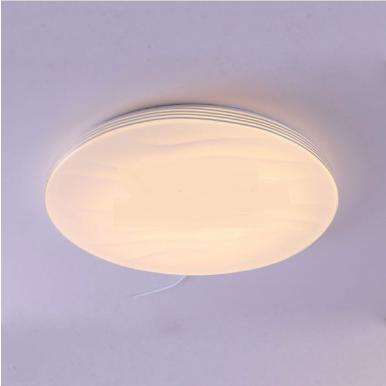 Πλαφονιέρα LED 40W με εναλλαγή θερμού, φυσικού, ψυχρού λευκού με χειριστήριο