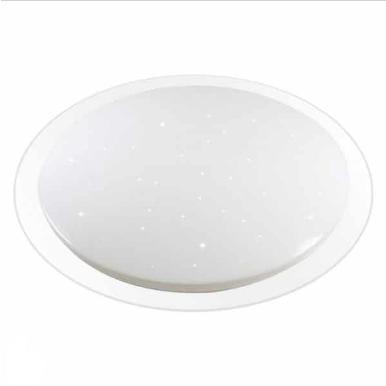 Expand Πλαφονιέρα LED, 40W WIFI με εναλλαγή θερμού, ψυχρού λευκού με χειριστήριο, συμβατό με AMAZON ALEXA & GOOGLE HOME
