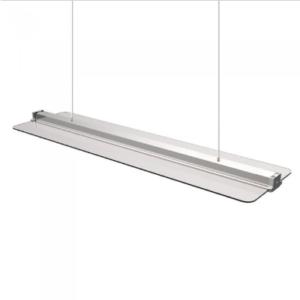 LED panel 120x30cm 40W 4000K Φυσικό λευκό Διάφανο