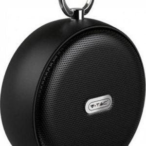 Ηχείο φορητό Bluetooth μαύρο 800mAh