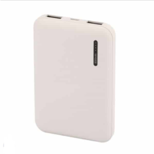 POWER BANK 5000mah – Λευκό