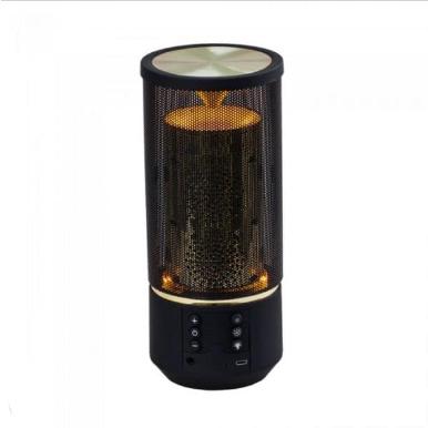 PORTABLE BLUETOOTH FLASHING LED SPEAKER WITH 6 PRESET LIGHT LEVELS (TWS FUNCTION) – 1200 mah BATTERY