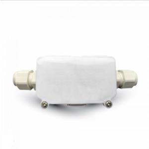 Αδιάβροχο κουτί σύνδεσης προβολέων λευκό σώμα